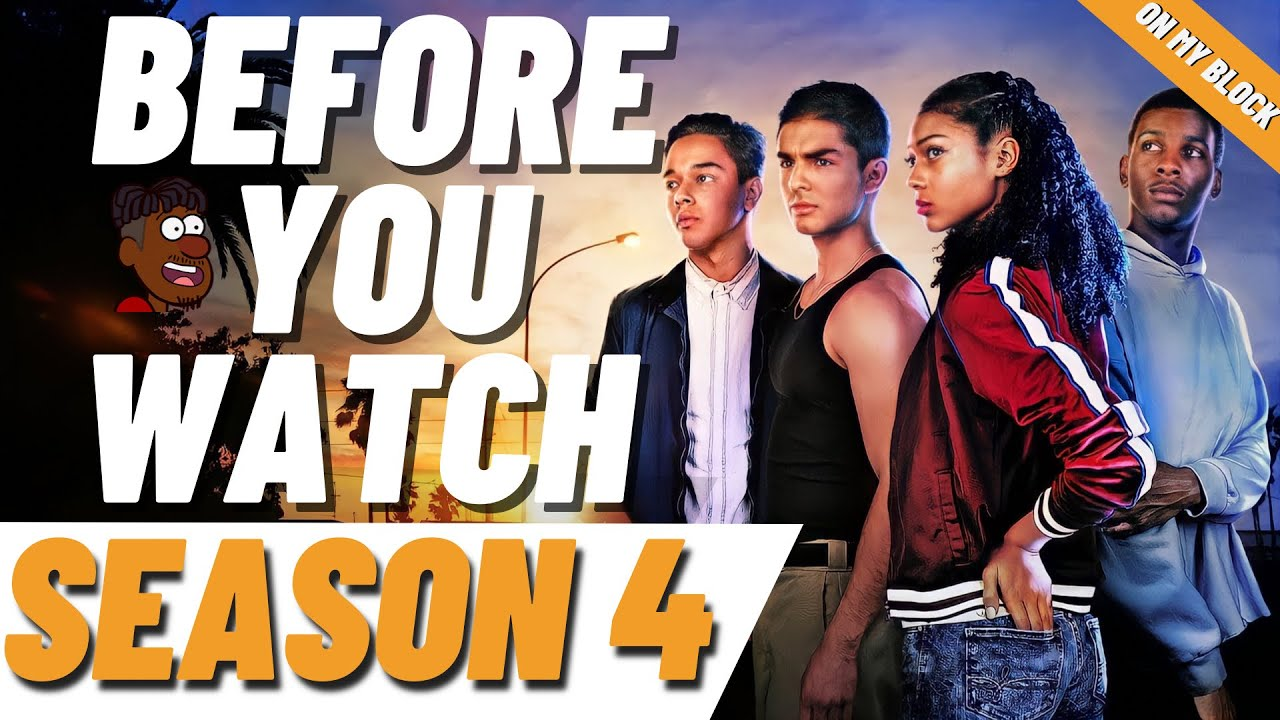 Download On My Block: Season 1-3 Recap