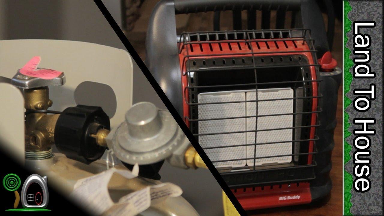 Mr Heater 12 Ft Regulator Hose Youtube
