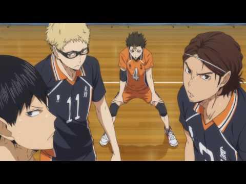 Haikyuu!! Season 3 AMV   Karasuno Vs Shiratorizawa  『BURNOUT SYNDROMES - Hikari Are』Opening 5