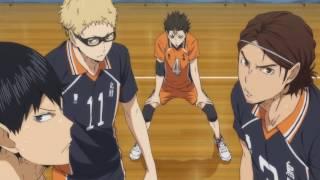 Haikyuu!! Season 3 AMV | Karasuno Vs Shiratorizawa |『BURNOUT SYNDROMES - Hikari Are』