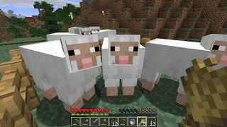 Minecraft Początki - Jak Zrobić Farmę Poradnik