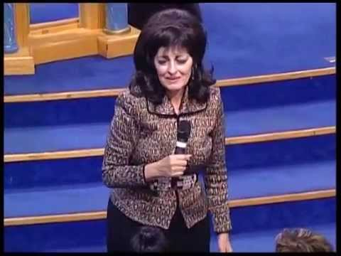 Ruach City Church @ Brixton, England - Dr. Michelle Corral - Prophetic Word Telecast