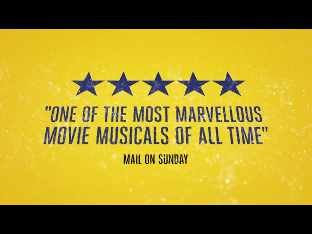 Singin' In The Rain | Official Trailer