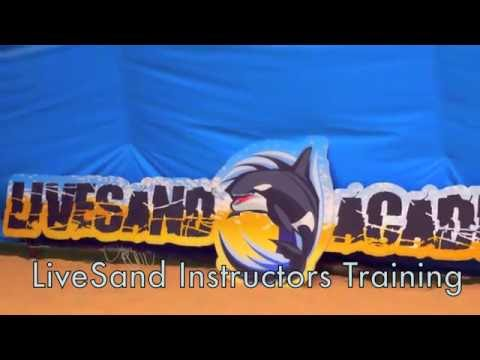 BEACH VOLLEY LIVE SAND INSTRUCTOR TRAINING