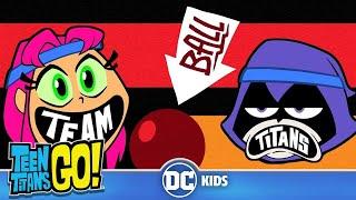 Teen Titans Go! En Español | ¡Equipo Titanes! | DC Kids