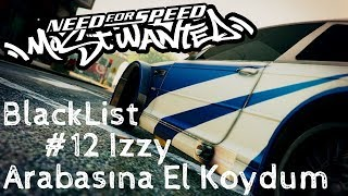 Need for Speed: Most Wanted #4 | Izzy | Polislerle Mücadele