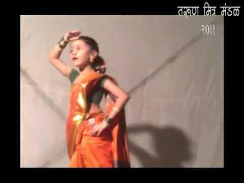 Tarun Mitra Mandal  - Dance Show - chandan chandan zali raat