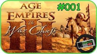 Age of Empires 3 Warchiefs # 1 ► Kriegstanz | Let