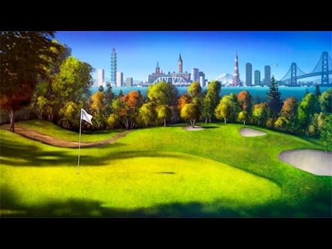 Golf Course Landscape Painting Timelapse (Corel Painter 2015)