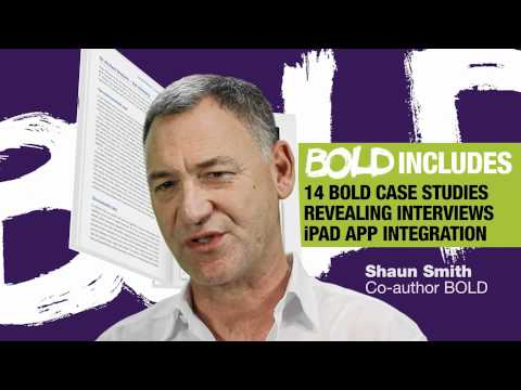 BOLD the book: Introduction