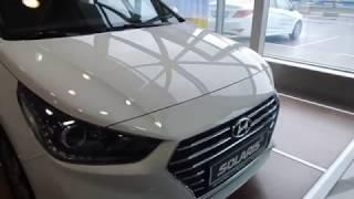 Hyundai Solaris 2017 косяки сборки . есть или нет криворукие сборщики качество сборки смотреть