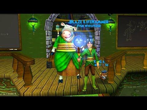 Wizard101: BECOME MOOLINDA WU! - Professor's Hoard Pack