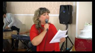 Тамада Наташа Группа Каспий Кемран Мурадов 2016 свадьба Дагестанские песни