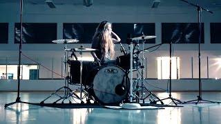 DANGERKIDS - blacklist_ (Katie Cole Drum Playthrough)