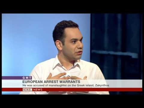 BBC World News Andrew Symeou 'EXTRADITED' book