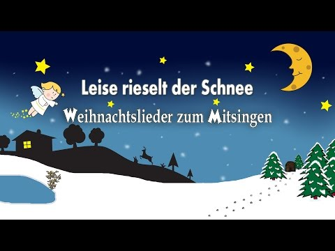 Snow Falls Over The Trees | Christmas Songs to sing along