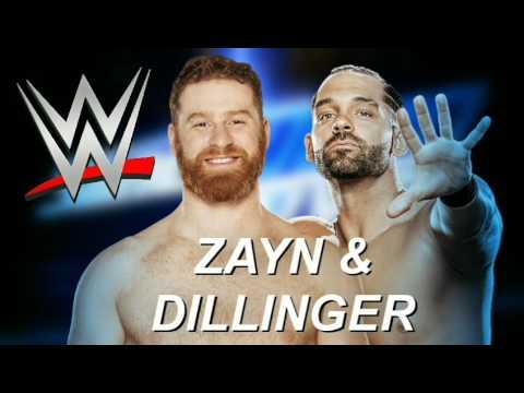 WWE: Sami Zayn & Tye Dillinger Theme Song Mashup -