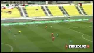 الشوط الأول : الـجزائر 4-1 عمـان  Oman 1-4 Algérie