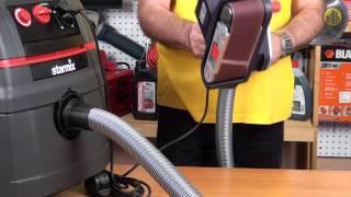 видео Промышленные строительные пылесосы в интернет-магазине Город Инструмента