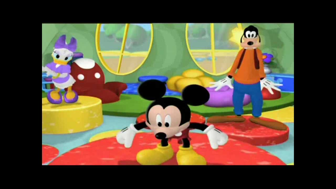 Video Of Mickey Mouse Hot Dog Song
