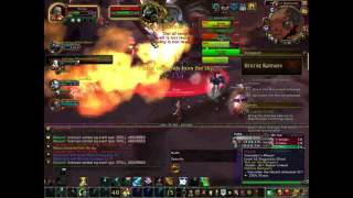 Old WoW footage of Zéntus leveling