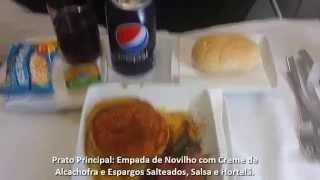 TAP Portugal A340-300 - Lisboa - Rio de Janeiro - 22/07/2014