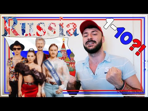 SERBIAN DUDE REACTING TO EUROVISION SONG CONTEST I RUSSIA 2020 : LITTLE BIG - UNO