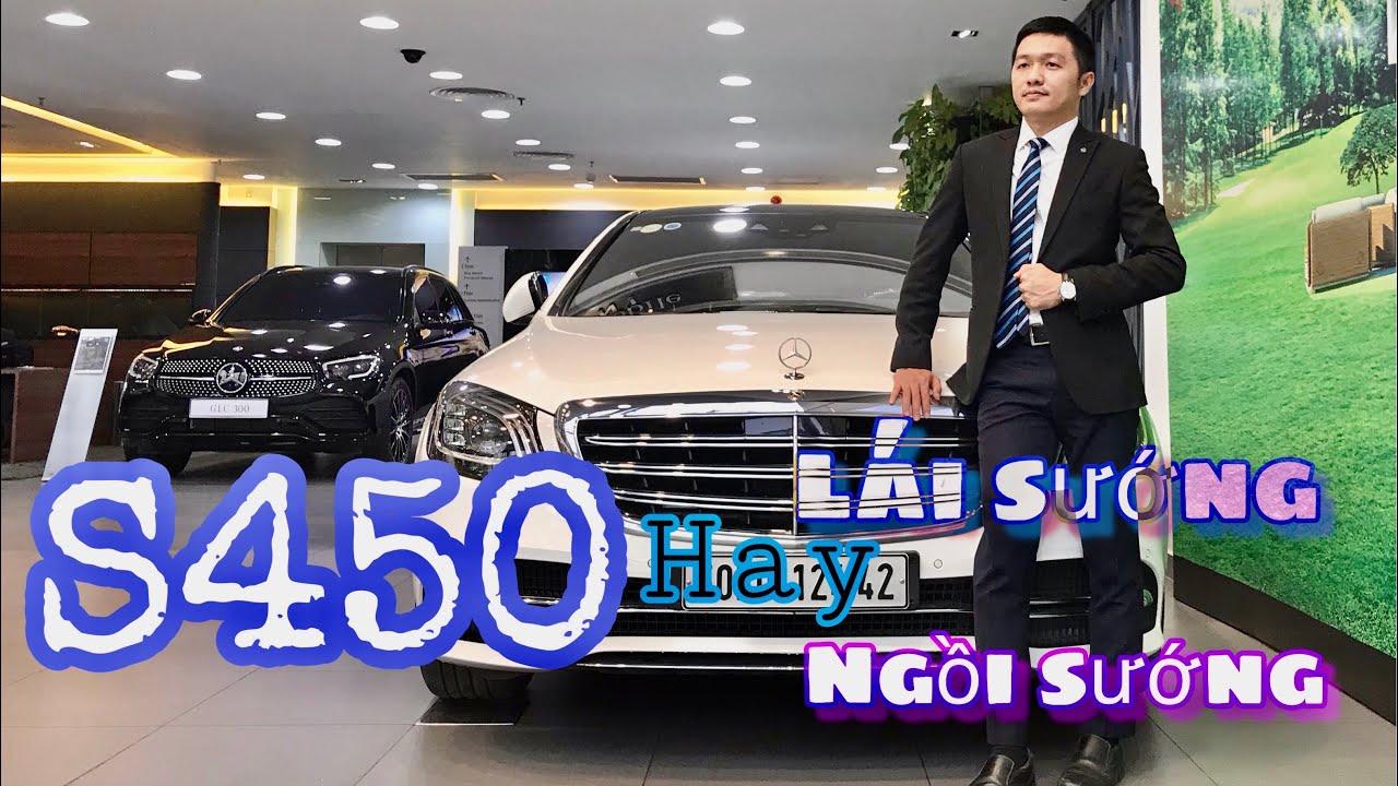 Mercedes S450L , S450 Luxury lái sướng hơn hay ngồi sướng hơn?
