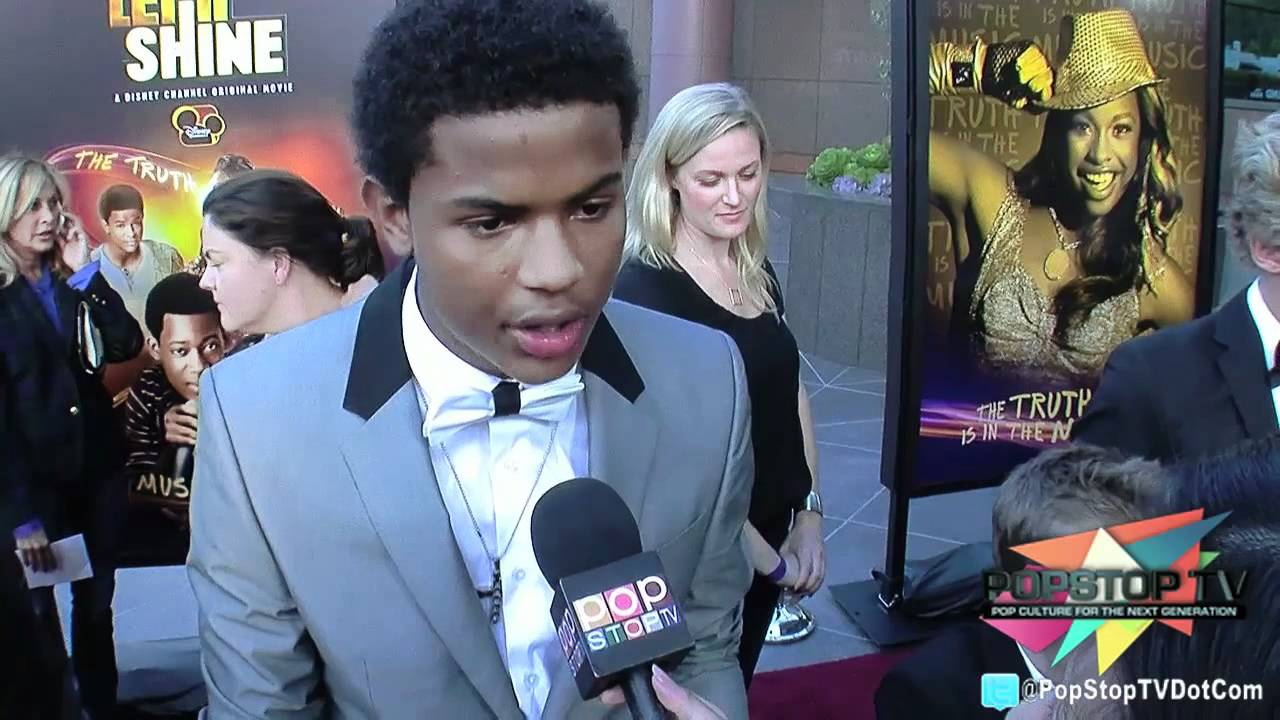 Trevor Jackson shares his feelings on Michael Jackson's ...  Trevor Jackson ...