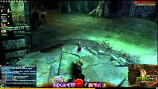 Guild Wars 2 - Ac With Pugs And Arcane Oriented Build