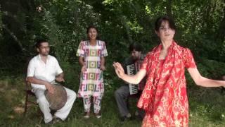 Лайло Хамроева, узбекская песня Шак шак, 18.06.2011