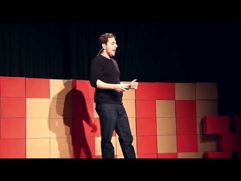 The opportunity to design for the experience: Luca Mascaro at TEDxLugano