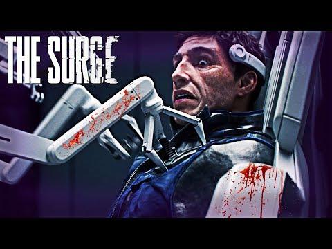 (#1)The Surge - НАЧАЛО ПРИКЛЮЧЕНИЙ [PC, 1440p, Max Settings]