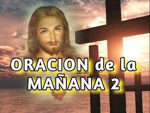 ORACION DE LA MANANA #2- Sangre y Agua- Oraciones para Pedirle a Dios