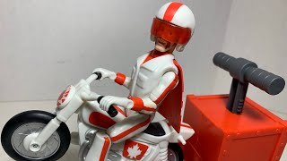 Toy Story 4 Stunt Rider Duke Caboom Movie Toy Review