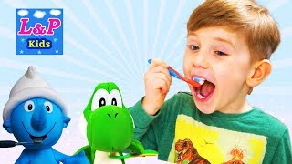 Are You Sleeping Brother John | Morning Routine | Nursery Rhymes Song for Kids Educational