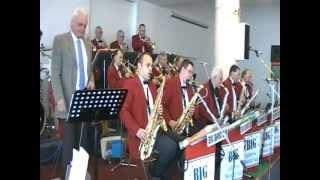 SWING MUSIC !!!!  Big Band Zlín - Jive