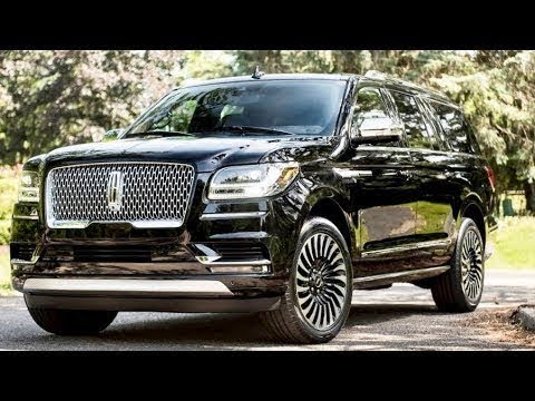 2018 lincoln navigator interior hot or not youtube. Black Bedroom Furniture Sets. Home Design Ideas