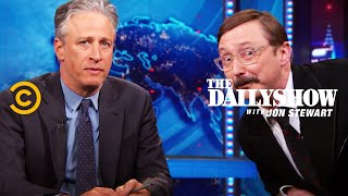 The Daily Show - 2015: A Space Gated Community