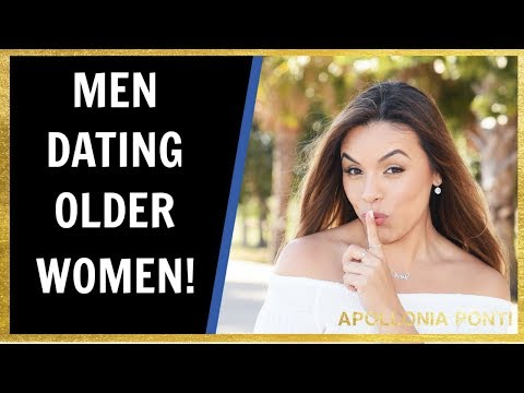 dating with women older than themselves
