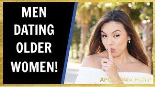 Men Dating Older Women | Why Younger Men Like Older Women!