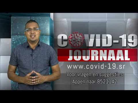 Het COVID 19 Journaal Aflevering 145 16  Februari