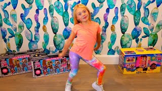 7 Year Old Everleigh Made Her Own Music Video!!!