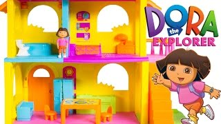 Dora The Explorer Play Dollhouse Casa de Dora La Exploradora Dora