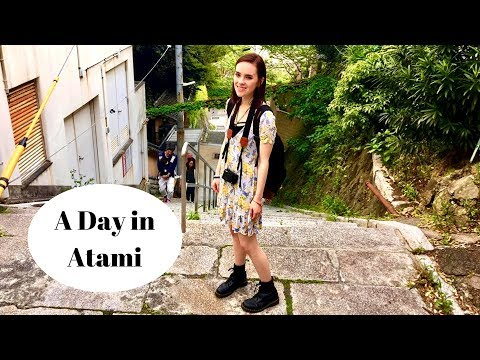A Day in Atami, Shizuoka