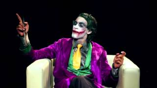 An Interview With A Villain  The Joker  Halloween Special