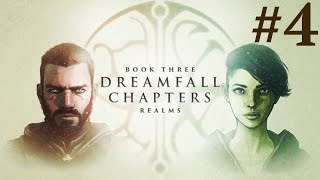 Dreamfall Chapters: Book Three - Realms  Walkthrough part 4