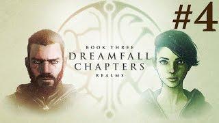 Dreamfall Chapters: Book Three - Realms  Walkthrough part 4