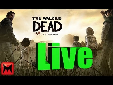 "LIVE - The Walking Dead ""Search for a Home away from Home"" - Machinima Style"