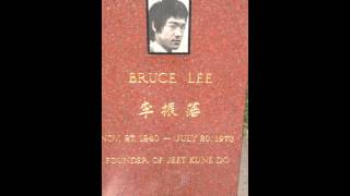 Bruce and Brandon Lee Forever Together